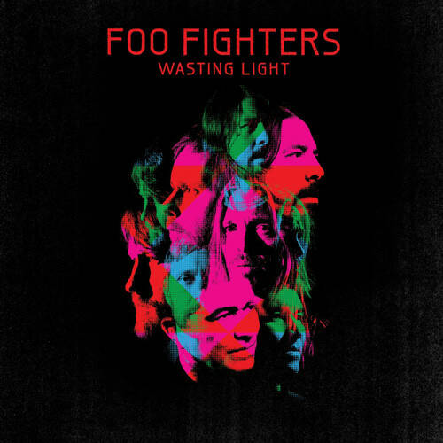 Foo Fighters ‎– Wasting Light  [idnr:13115]