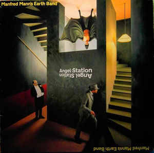 Manfred Mann's Earth Band ‎– Angel Station  [idnr:12952]