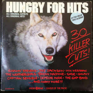 Hungry For Hits [idnr:13412]