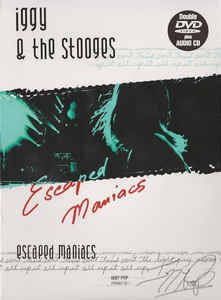 Iggy & The Stooges – Escaped Maniacs  [idnr:60138]