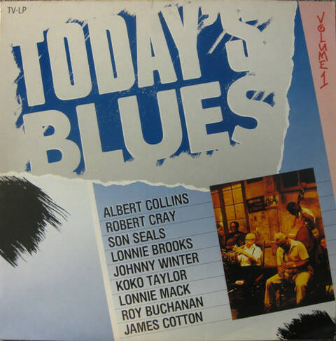 Today's Blues - Volume 1  [idnr:13155]