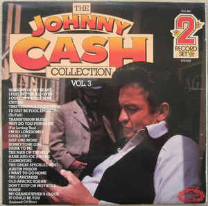 Johnny Cash – The Johnny Cash Collection - Vol. 3  [idnr:14188]