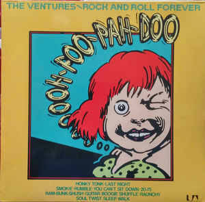 Ventures, The – Rock And Roll Forever [idnr:12333]
