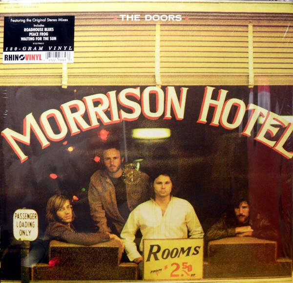 Doors, The ‎– Morrison Hotel  [idnr:13121]
