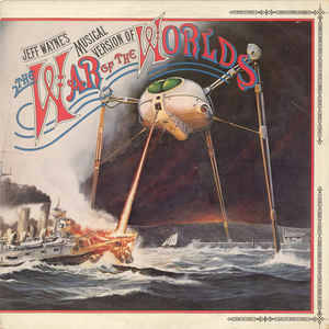 Jeff Wayne's Musical Version Of The War Of The Worlds [idnr:09668]