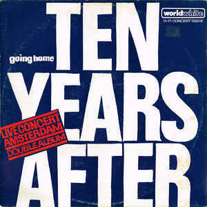 Ten Years After – Live In Amsterdam  [idnr:12872]