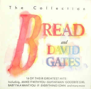 Bread And David Gates – The Collection [idnr:07506]