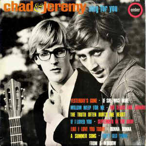 Chad & Jeremy – Sing For You [idnr:08175]