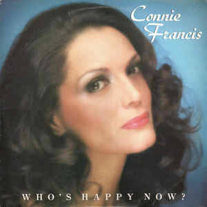Connie Francis ‎– Who's Happy Now? [idnr:13545]
