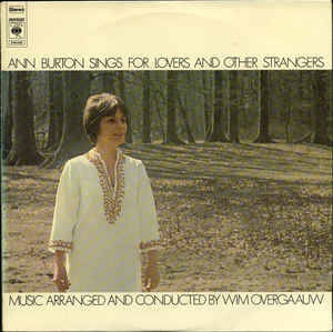 Ann Burton ‎–  For Lovers And Other Strangers [idnr:13422]