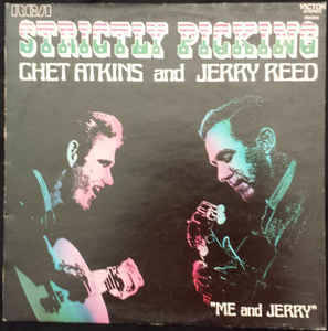 "Chet Atkins And Jerry Reed ‎– ""Me And Jerry""  [idnr:12279]"