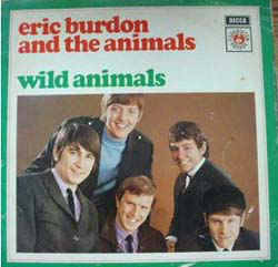 Eric Burdon And The Animals ‎– Wild Animals [idnr:10781]