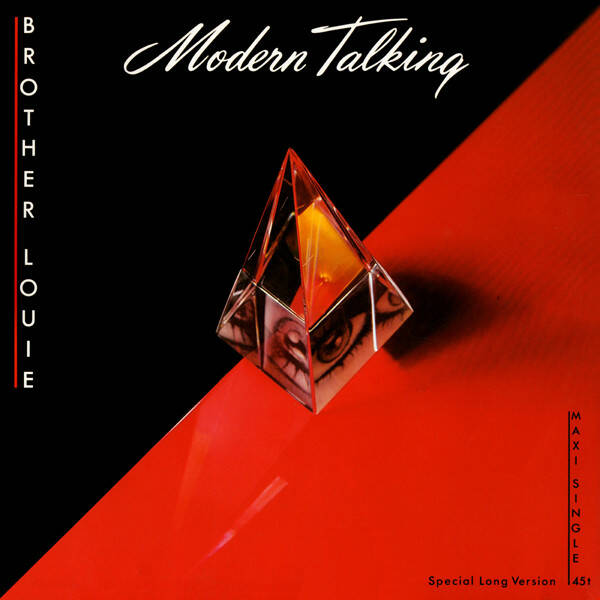 Modern Talking ‎– Brother Louie   [idnr:13174]