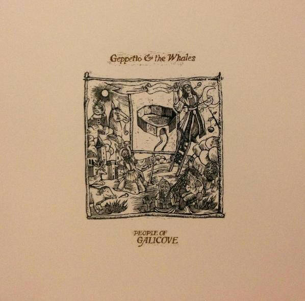 Geppetto & The Whales – People Of Galicove  [idnr:03968]