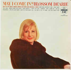 Blossom Dearie ‎– May I Come In? [idnr:10537]