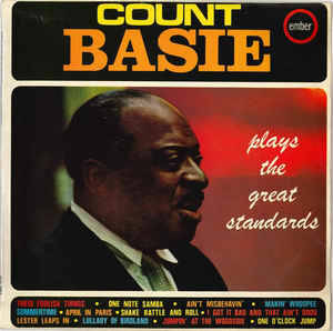 Count Basie Plays The Great Standards [idnr:08277]