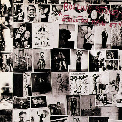 Rolling Stones, The  – Exile On Main Street  [idnr:15145]