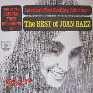 Joan Baez ‎– The Best Of Joan Baez [idnr:11814]