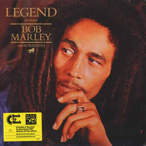 Bob Marley & The Wailers – Legend - The Best Of Bob Marley And The Wailers  [idnr:12706]