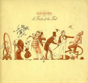 Genesis ‎– A Trick Of The Tail  [idnr:12588]