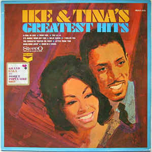 Ike & Tina Turner ‎– Ike & Tina's Greatest Hits [idnr:13491]