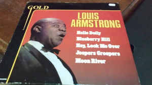 Louis Armstrong – Hello Dolly - Gold  [idnr:14054]