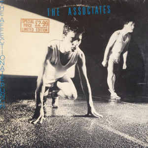 Associates, The – The Affectionate Punch [idnr:10839]