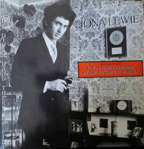 Jona Lewie – On The Other Hand There's A Fist [idnr:14406]