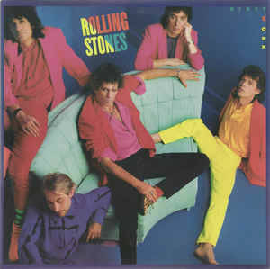 Rolling Stones,The – Dirty Work  [idnr:14577]