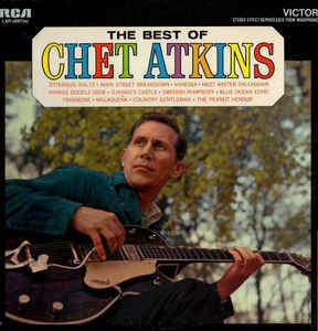 Chet Atkins ‎– The Best Of Chet Atkins  [idnr:13095]