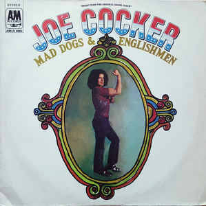 Joe Cocker ‎– Mad Dogs & Englishmen [idnr:12028]
