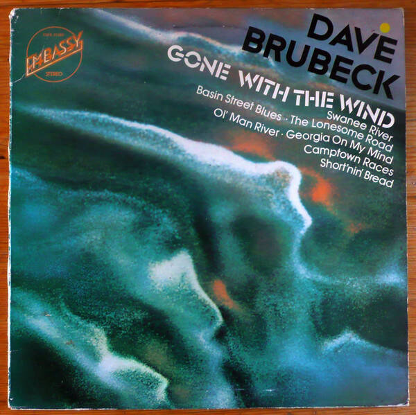Dave Brubeck – Gone With The Wind  [idnr:13172]