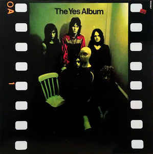 Yes – The Yes Album [idnr:08703]