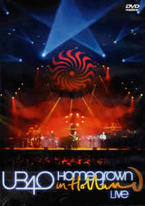 UB40 – Homegrown In Holland Live  [idnr:60143]