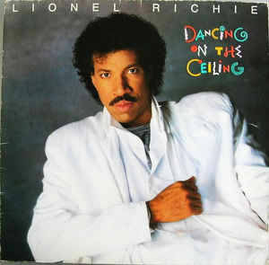 Lionel Richie ‎– Dancing On The Ceiling [idnr:13207]