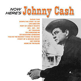 Johnny Cash ‎– Now Here's Johnny Cash  [idnr:10435]