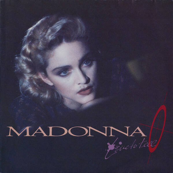 Madonna ‎– Live To Tell  [idnr:13368]