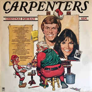 Carpenters ‎– Christmas Portrait [idnr:13432]