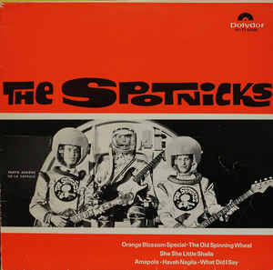 Spotnicks, The ‎– The Spotnicks  [idnr:12325]