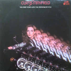 Curtis Mayfield – His Early Years With The Impressions [idnr:06688]