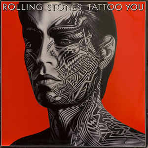 Rolling Stones, The ‎– Tattoo You  [idnr:12918]