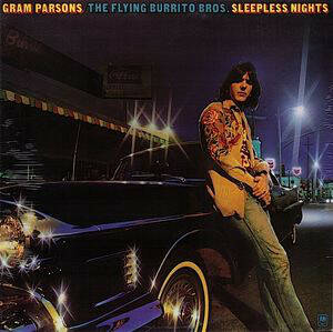 Gram Parsons / The Flying Burrito Bros. ‎– Sleepless Nights  [idnr:10433]