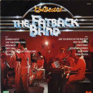Fatback Band, The – The Best Of  [idnr:14155]
