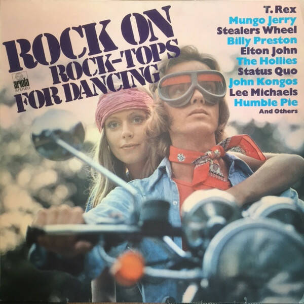 Rock On - Rock-Tops For Dancing  [idnr:13352]