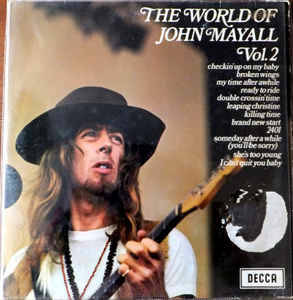 John Mayall ‎– The World Of John Mayall Vol.2 [idnr:08194]