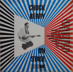 Chuck Berry – Chuck Berry On Stage [idnr:11110]