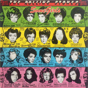 Rolling Stones, The – Some Girls  [idnr:12913]