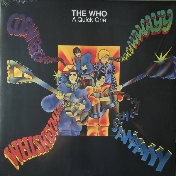Who, The – A Quick One  [idnr:10930]