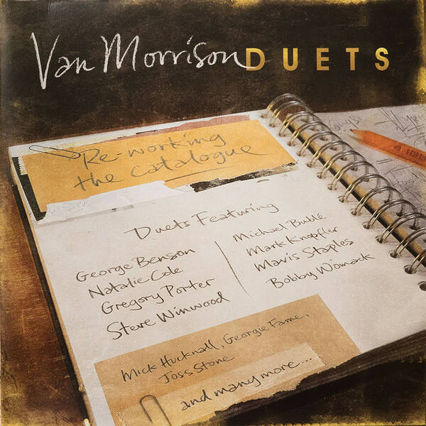 Van Morrison – Duets: Re-working The Catalogue  [idnr:10933]