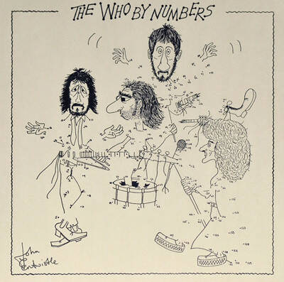 Who, The – The Who By Numbers  [idnr:10931]